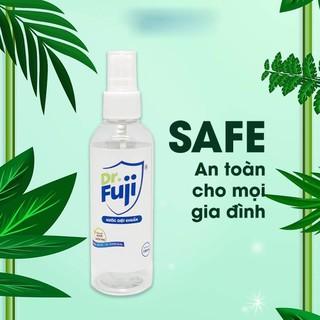 Dr Fuji - Nước diệt khuẩn - Nước rửa tay - Chai xịt khuẩn 100ml - An toàn cho mọi gia đình - aw24 thumbnail