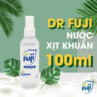 (FREESHIP) XỊT DIỆT KHUẨN DR. FUJI 100ml - từ 5 chai - aw4 thumbnail