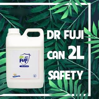 Dr Fuji - Nước diệt khuẩn - Nước rửa tay Can 2L - An toàn cho mọi gia đình - aw21 thumbnail