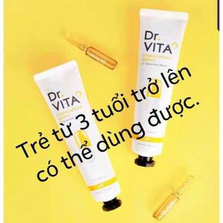 Kem dưỡng da tay kháng khuẩn HAND CREAM DR VITA - 12377 thumbnail