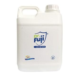 Nước diệt khuẩn Dr Fuji can 2L - aw31 thumbnail