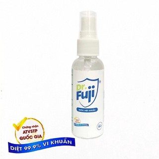 [Giá gốc] xịt diệt khuẩn Dr. Fuji 50ml hàng công ty - ad9 thumbnail