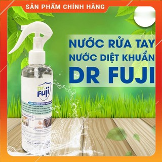 [Giá gốc] Dr-Fuji - Nước diệt khuẩn - Nước rửa tay - Chai xịt khuẩn 300ml - An toàn cho mọi gia đình - ad22 thumbnail