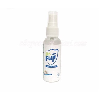 Nươ c Diê t Khuâ n Dr.Fuji 50ml Nước rửa tay dr Fuji, xịt khuẩn tay - aw20 thumbnail