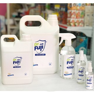 (FREESHIP) 300ml Bình Xịt khuẩn DR.fuji - Sunred Clean diệt 99,9% vi khuẩn - aw13 thumbnail