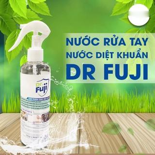 Dr-Fuji - Nước diệt khuẩn - Nước rửa tay - Chai xịt khuẩn 300ml - An toàn cho mọi gia đình - aw22 thumbnail