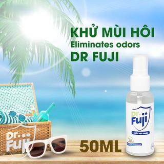 Dr Fuji - Nước diệt khuẩn - Nước rửa tay - Chai xịt khuẩn 50ml - An toàn cho mọi gia đình - aw25 thumbnail