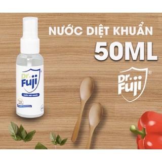 (Chính hãng) xịt diệt khuẩn Dr. Fuji 50ml hàng công ty - aw9 thumbnail