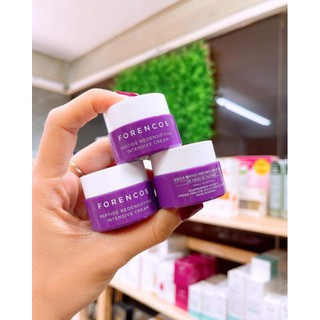 Kem Dưỡng Da Ban Đêm Forencos Peptide Redensifying Intensive Cream 10ml - FOREN01.3 thumbnail