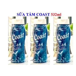 Sữa tắm gội Coast 532 ml Mỹ [ĐƯỢC KIỂM HÀNG] 46367590 - 46367590 thumbnail