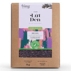 Gạo LỨT ĐEN HỮU CƠ Nàng Hương 1kg - Nàng MEKONG - 100% Organic