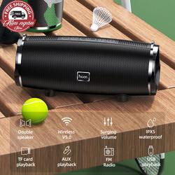 Loa bluetooth HC40 không dây nghe nhạc cực hay, âm thanh chất lượng cao, hỗ trợ kết nối Bluetooth 5.0, thẻ nhớ, USB - Hàng chính hãng
