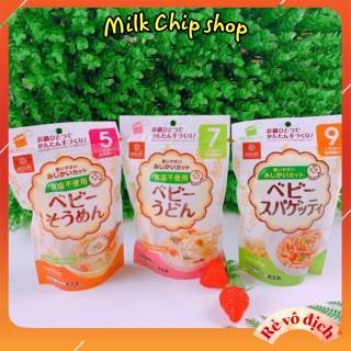 Bún khô hữu cơ tách muối cho bé ăn dặm Hakubaku của Nhật Bản từ 5M 7M 9M 100g NA05 - NA05 thumbnail
