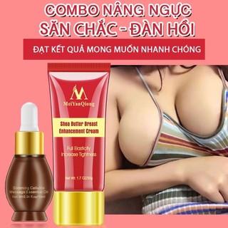 [Che tên] Kem và Tinh dầu nở ngực MeiYanQiong chính hãng, làm săn chắc và căng ngực - 1570_46534643 thumbnail