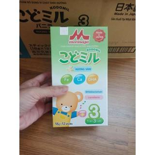 sữa morinaga số 1 2 3 cho bé từ sơ sinh - morinaga thumbnail