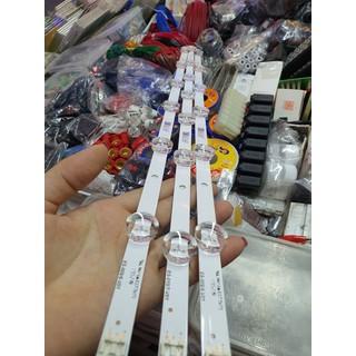 led thanh tivi LG32 3 thanh ( 2 thanh 6 bóng và 1 thanh 7 bóng ) - led thanh tivi LG32 thumbnail