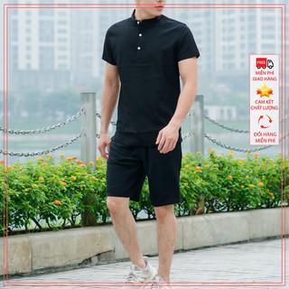 Đồ bộ nam vải đũi cao cấp - Bộ đũi cao cấp thumbnail