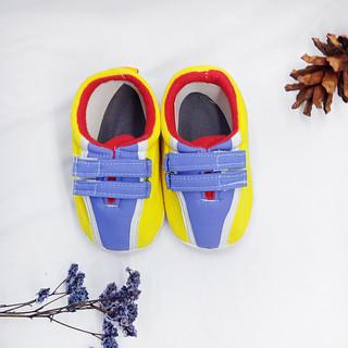 Giày Thể Thao Phối Dây Buộc Thời Trang Cho Bé Tập Đi GTT01_SUNBABY - GTT01 thumbnail