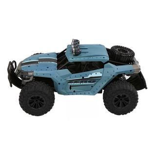 Xe điều khiển địa hình điều khiển từ xa cao cấp Heliway Vỏ nhựa ABS Siêu bền sơn tĩnh điện kích thước lớn 32cm, ô tô điều khiển, xe địa hình, ô tô địa hình tốc độ cao có pin sạc - 1493_46675956 thumbnail