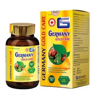 Viên Uống Germany Gold Care Hỗ Trợ Hạ Đường Huyết Hộp 30 Viên - Gmn thumbnail