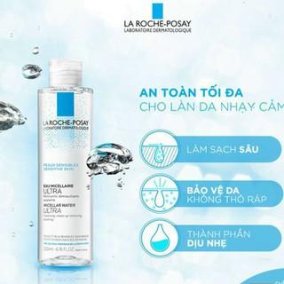 Nước tẩy trang LA ROCHE -POSAY 400ml - 039 thumbnail