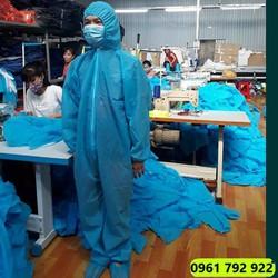 Quần Áo Bảo Hộ Y Tế – bộ đồ phòng dịch tuyến đầu – Sẵn hàng tại TPHCM, Bình Dương