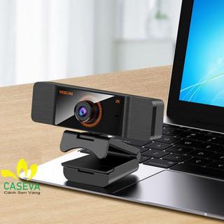 Webcam Full HD 1080p Kèm Mic - Camera Máy Tính, Smart Tivi, Gọi Zalo học Online, trực tuyến - PKB050-4556139533 thumbnail