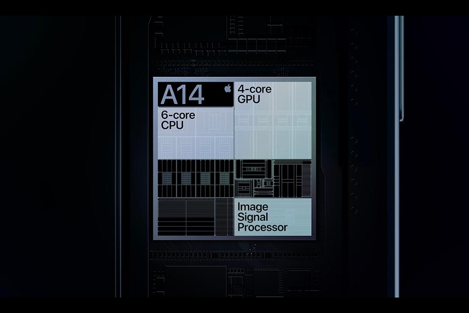 cấu hình iPhone 12 Pro Max