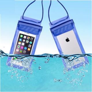 Túi chống nước điện thoại ,máy ảnh, chụp hình dưới nước khi du lịch. - Túi chống nước 01 thumbnail