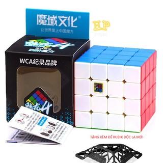 Rubik 4x4x4 4x4 cao cấp Robik Stickerless MoYu MeiLong MFJS Rubik 4 Tầng - RUBIK4X4CAOCAP thumbnail