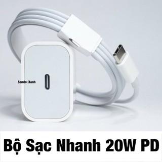 Bộ sạc nhanh iphone 20W Công Nghệ PD BH 12 Tháng - IP098 thumbnail