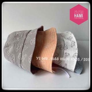 Mũ Nón unisex cho bé phong cách Hàn Quốc thời trang vải thoáng mát - NON01 2