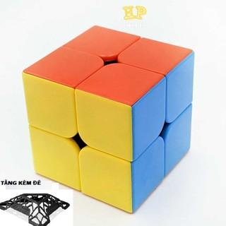 Rubik 2x2 cao cấp Robik MoYu cao cấp 2 Tầng Khối Lập Phương Ma Thuật Xoay Mượt , Lõi Cứng Cáp, Bền, Nâng Cao Khả Năng Tư Duy - Moy - rubik 2x2kovien thumbnail