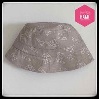 Mũ Nón unisex cho bé phong cách Hàn Quốc thời trang vải thoáng mát - NON01 5