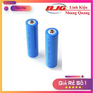 Pin Li-on 18650 dung lương 1500mah 3000mAh dòng xả 10C(loại tốt) - 3213_46713644 thumbnail