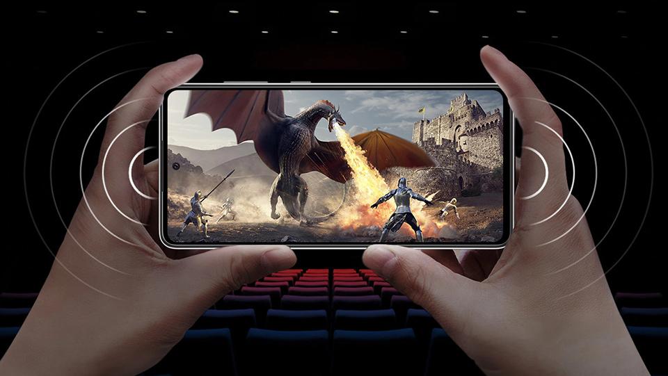 âm thanh Samsung Galaxy A72