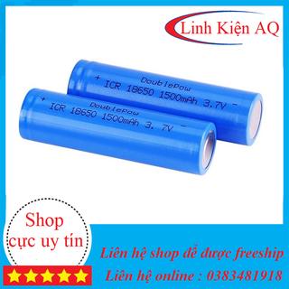 Pin Li-on 18650 dung lương 1500mAh dòng xả 10C(loại tốt) - 3290_46713664 thumbnail