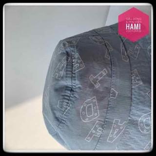 Mũ Nón unisex cho bé phong cách Hàn Quốc thời trang vải thoáng mát - NON01 8