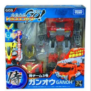 Robot biến hình Transfomer Ganoh - spvrb0011 thumbnail