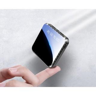 Pin Sạc Dự Phòng Mini Vuông JW-007 10000mAh, Sạc Nhanh QC3.0 - MN1 thumbnail