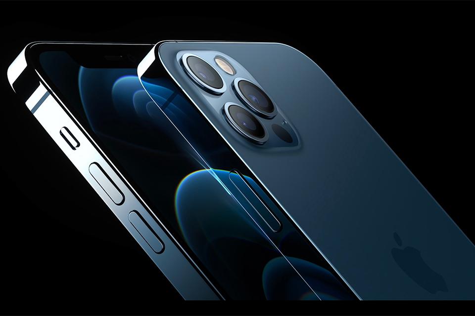 thiết kế iPhone 12 Pro Max