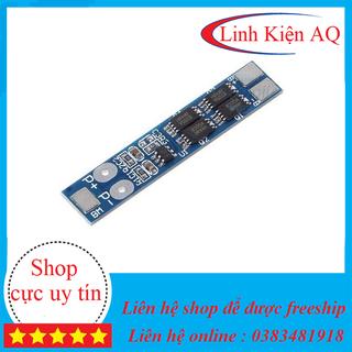 Mạch Sạc Và Bảo Vệ 2 Cell Pin 18650 8.4V 16A- Linhkiendientubk - 3213_46714130 thumbnail