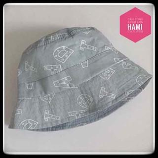 Mũ Nón unisex cho bé phong cách Hàn Quốc thời trang vải thoáng mát - NON01 6