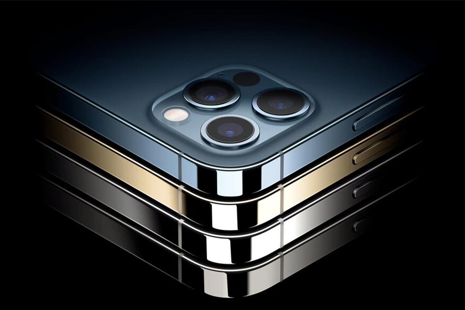 thép không gỉ iPhone 12 Pro Max
