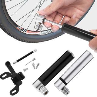 Bơm Xe Đạp Mini Cầm Tay vỏ Nhôm - 826_46732880 thumbnail