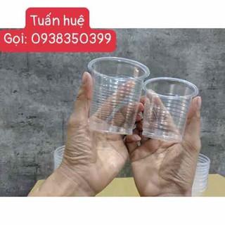 50 ly nhựa nhỏ [140 ml hoặc 220ml] không nắp - TL004 thumbnail