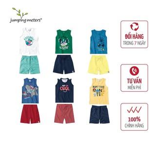 Bộ quần áo hè nhiều mẫu TC Jumping meters cho bé trai - 6410_46745809 thumbnail