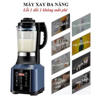 Máy xay nấu làm sữa hạt YOICE thế hệ mới 2020-Nhiều chức năng xay nấu ưu việt- Hàng nội địa Trung Quốc cao cấp- nhập khẩu từ nhà máy xuất Đức - máy xay nấu làm sữa hạt 05049516 thumbnail