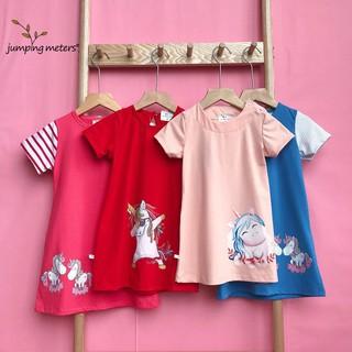 Váy hè họa tiết V nhiều mẫu Jumping meters cho bé - 6384_46747500 thumbnail