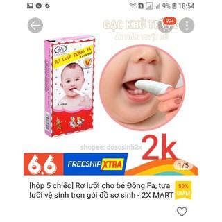 Rơ lưỡi cho bé - ndndnd thumbnail